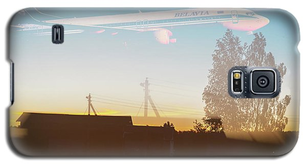 Countryside Boeing Galaxy S5 Case