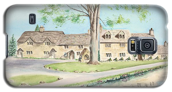 Countryside Cottages Galaxy S5 Case