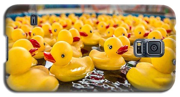 County Fair Rubber Duckies Galaxy S5 Case