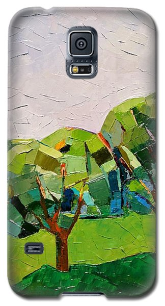 Couple In Love Galaxy S5 Case