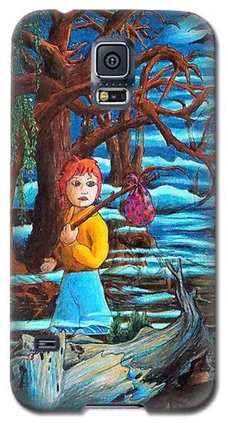 Courage ... Galaxy S5 Case