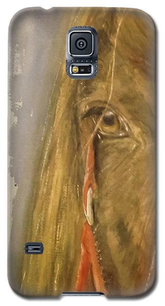 Courage Galaxy S5 Case by Annie Poitras