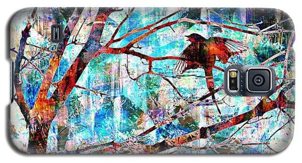 Courting Bird Galaxy S5 Case