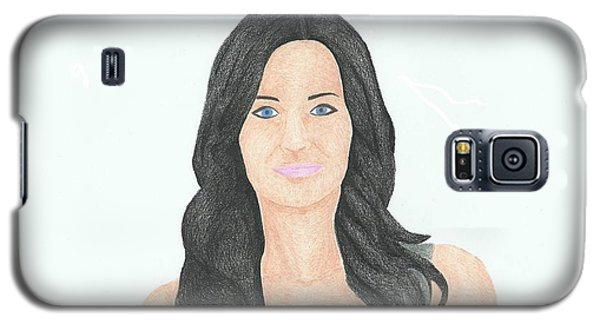 Courtney Cox Galaxy S5 Case