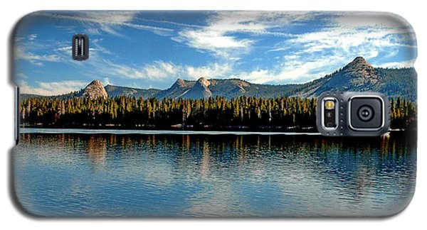 Courtright Reservoir Galaxy S5 Case