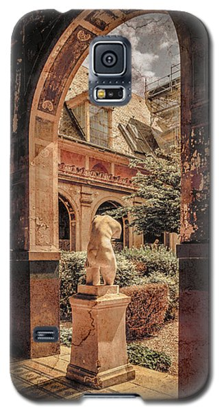 Paris, France - Courtyard East - L'ecole Des Beaux-arts Galaxy S5 Case