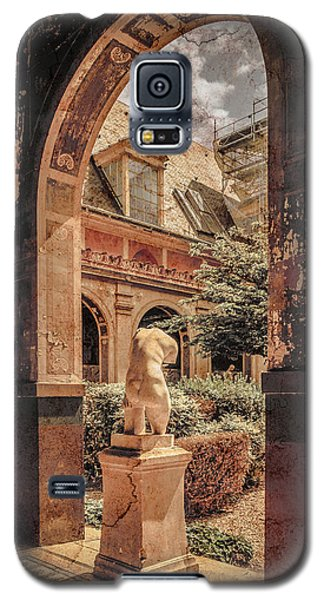 Paris, France - Courtyard East - L'ecole Des Beaux-arts Galaxy S5 Case