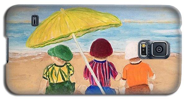Cousins At The Beach Galaxy S5 Case