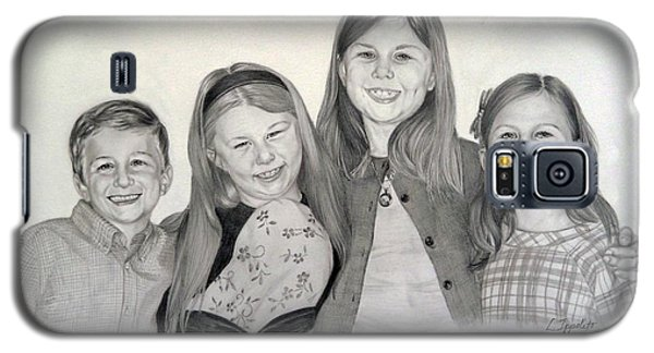 Cousins  Galaxy S5 Case by Lori Ippolito