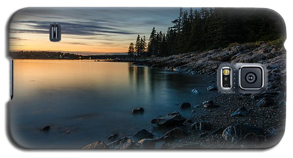 Galaxy S5 Case featuring the photograph Cove by Paul Noble