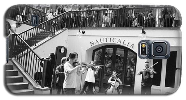 Covent Garden Music Galaxy S5 Case