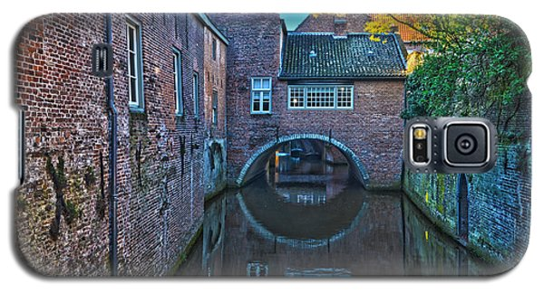 Covered Canal In Den Bosch Galaxy S5 Case