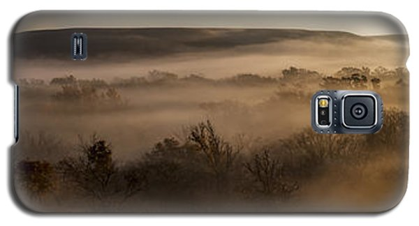 Covered In Fog Galaxy S5 Case