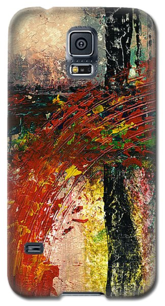 Covered Galaxy S5 Case