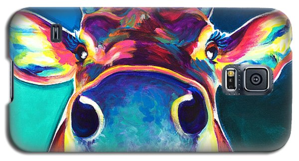 Cow - Fawn Galaxy S5 Case