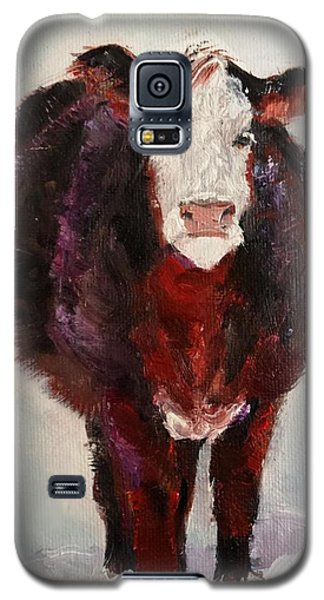 Cow Painting  Galaxy S5 Case