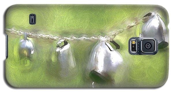 Cowbells Dancing Galaxy S5 Case by Susan Crossman Buscho