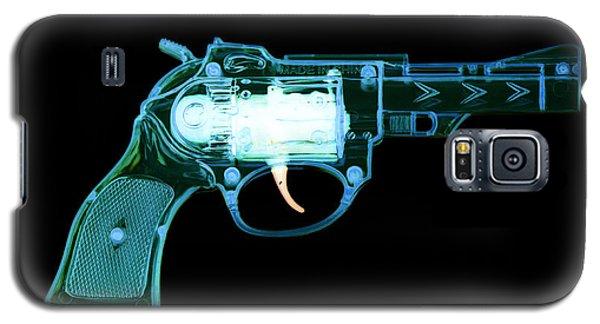 Cowboy Gun 001 Galaxy S5 Case