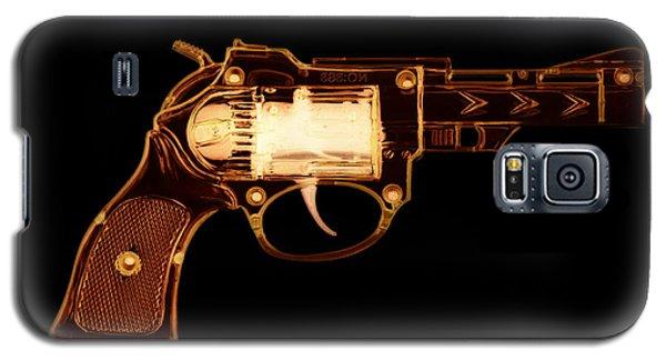 Cowboy Gun 002 Galaxy S5 Case