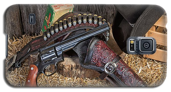 Cowboy Gunbelt Galaxy S5 Case