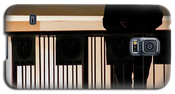 Cowboy Profile Galaxy S5 Case