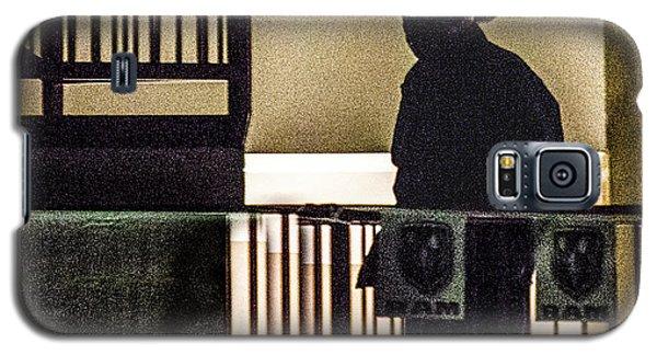 Cowboy Walking Galaxy S5 Case