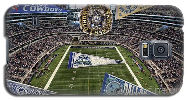Cowboys Super Bowls Galaxy S5 Case