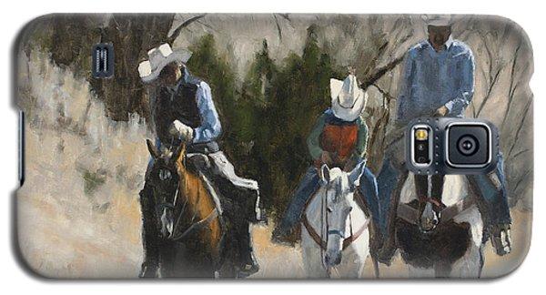 Cowboys Galaxy S5 Case