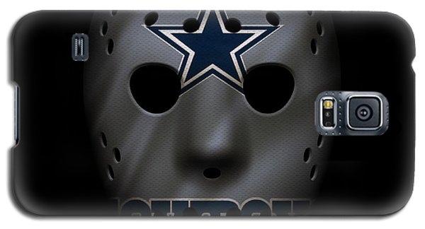 Cowboys War Mask 2 Galaxy S5 Case