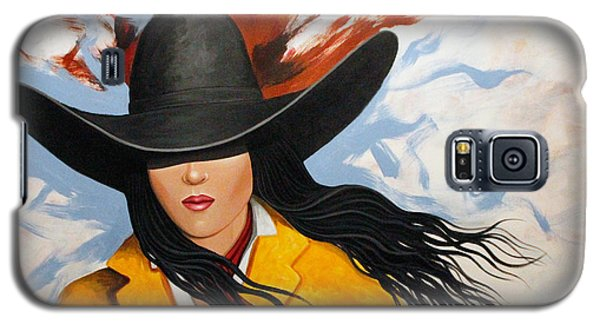 Cowgirl Colors #3 Galaxy S5 Case