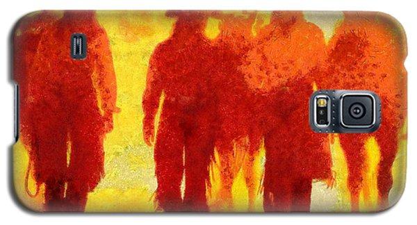 Cowpeople Galaxy S5 Case
