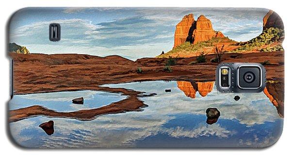 Cowpie 07-016p Galaxy S5 Case by Scott McAllister