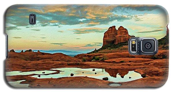 Cowpie 07-059 Galaxy S5 Case by Scott McAllister