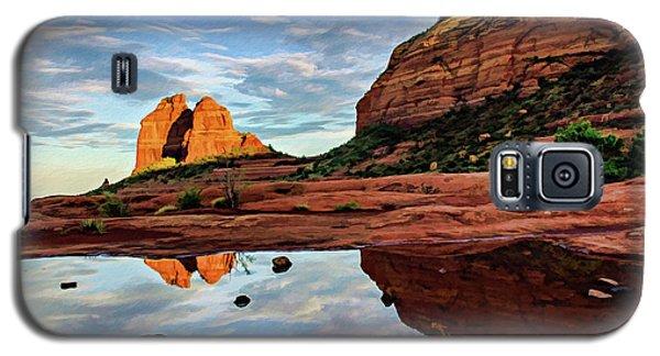 Cowpie 07-081 Galaxy S5 Case by Scott McAllister