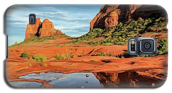 Cowpie 07-101 Galaxy S5 Case by Scott McAllister