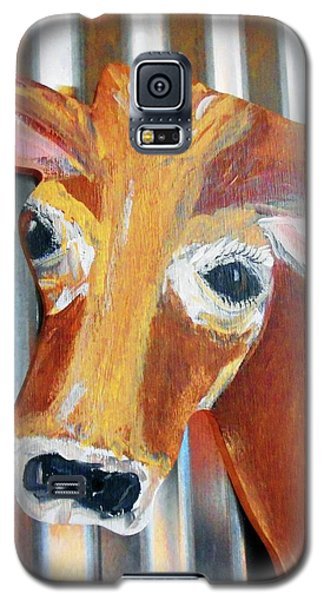 Cows 4 Galaxy S5 Case