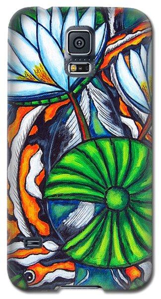 Coy Carp Galaxy S5 Case