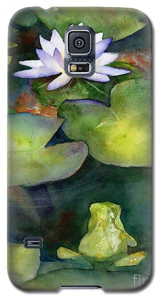 Coy Koi Galaxy S5 Case by Amy Kirkpatrick
