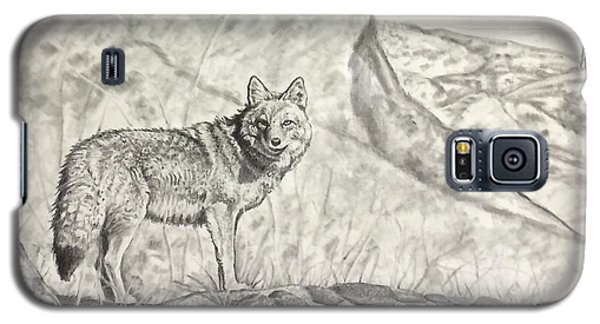 Coyote Galaxy S5 Case