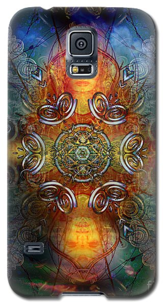 Coyote Dance Galaxy S5 Case