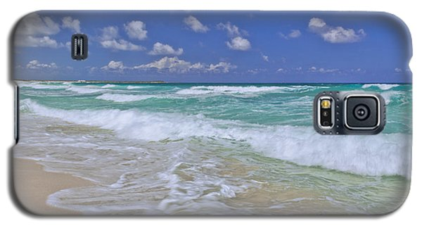 Cozumel Paradise Galaxy S5 Case by Chad Dutson