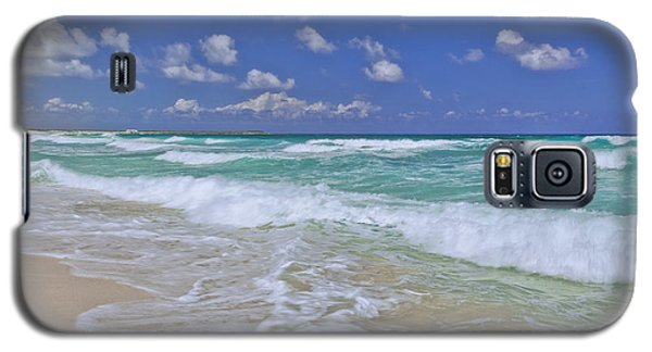 Cozumel Paradise Galaxy S5 Case