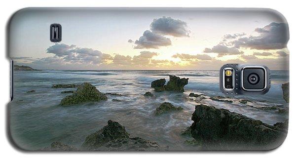 Cozumel Sunrise Galaxy S5 Case