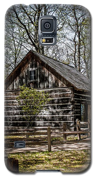 Cozy Cabin Galaxy S5 Case by Joann Copeland-Paul