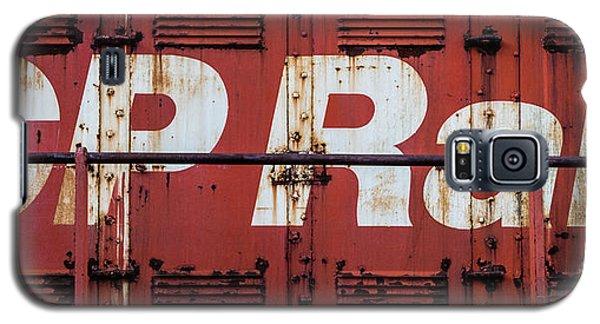 Cp Rail Galaxy S5 Case