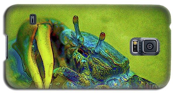 Crab Cakez 2 Galaxy S5 Case