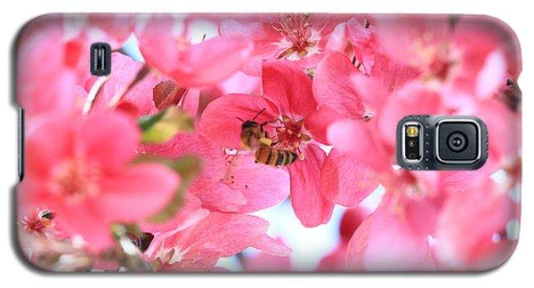 Crabapple Bees 2 Galaxy S5 Case