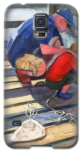 Crabbing Galaxy S5 Case