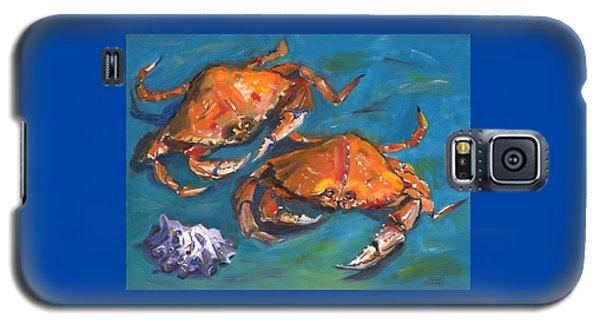 Crabs Galaxy S5 Case by Susan Thomas