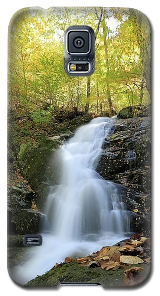 Crabtree Falls In The Fall Galaxy S5 Case